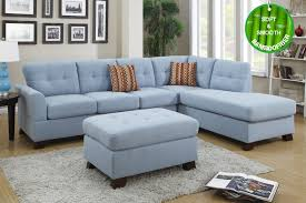 Navy Blue Sectional Sofa Blue Fabric Sectional Sofa Innanchusa Navy