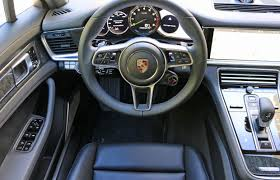 porsche panamera interior 2018 porsche panamera 4 e hybrid cars exclusive videos and