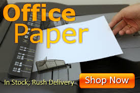 What Color Should Resume Paper Be A Guide To Office Paper Sizes And Styles Ontimesupplies Com