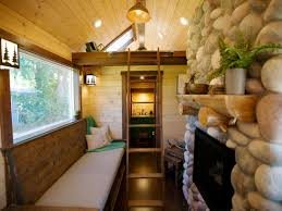 Tiny Houses Hgtv Tiny House Luxuries That Will Make You Jealous Hgtv U0027s Decorating