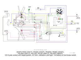 vespa wiring diagram wiring diagram byblank