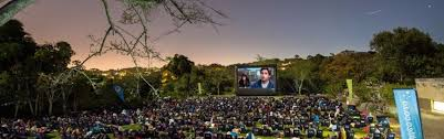 Botanical Gardens Open Air Cinema Buy Tickets The Galileo Open Air Cinema