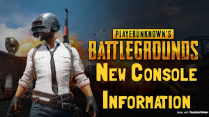 pubg console battlegrounds new pubg console information youtube