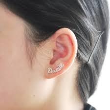 personalized name earrings custom name earrings personalized earrings silver manhattan