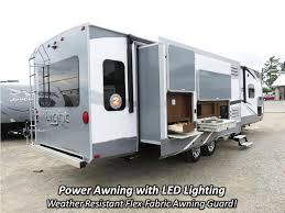 Power Awning 2017 Highland Ridge Rv Open Range Light 272rls Travel Trailer