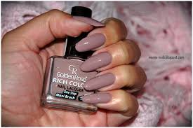golden rose rich color 05 wanna see my nails