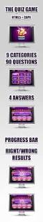 the quiz game html5 u0026 capx by sparximer codecanyon