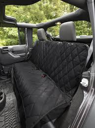 plush paws products quilted hammock car seat cover regular black
