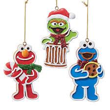 sesame kurt adler gingerbread ornament gift boxed
