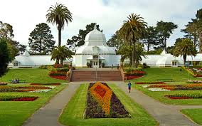 Golden Gate Botanical Garden Golden Gate Park San Francisco Extranomical