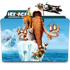 ice age 4 continental drift movie folder icon malaydeb ice