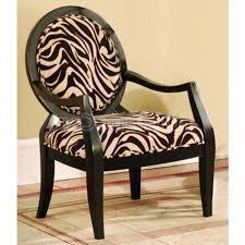 Leopard Print Accent Chair Blue Print Accent Chairs Leopard Chair Bassett Zebra Furniture