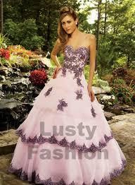 pink embroidered wedding dress wear a pink wedding dress to look like a princess