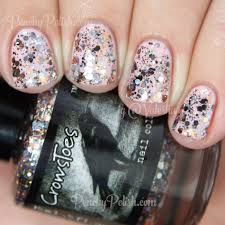 crowstoes overtime u0027till springtime swatches u0026 review peachy polish