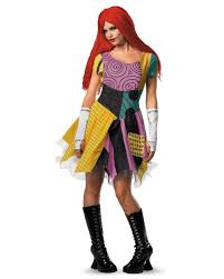 theatrical quality halloween costumes nightmare before christmas womens u0027 sally sassy halloween