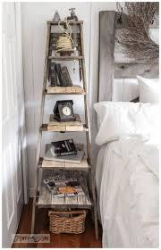 shelf design chic leaning ladder shelf plans shelf ideas shelf
