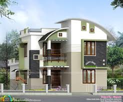 bungalows design sq ft double storied home kerala gallery 1500 sqft bungalows