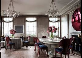 Vintage Dining Room Lighting Vintage Dining Room Decor With Stunning Chandelier And
