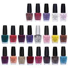 opi infinite shine nail polish lacquer new range of colours and