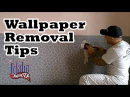 diy hacks on how to remove a decorative wallpaper border youtube