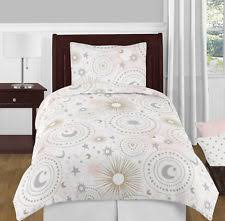 Sun And Moon Bedding Moon Stars Bedding Ebay