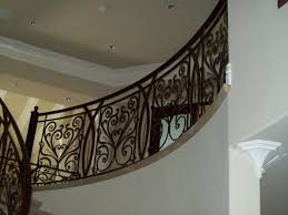modern nice design of the inside house design staircase that has