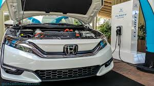 test drive 2017 honda clarity electric gate to adventures
