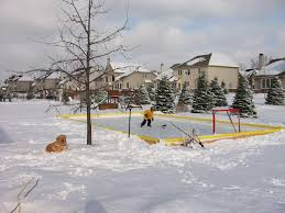 nicerink outdoor ice rink