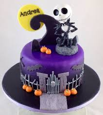 Halloween Birthday Cakes Pictures by Jack Skellington Halloween Cake Cakes U0026 Cupcakes Pinterest