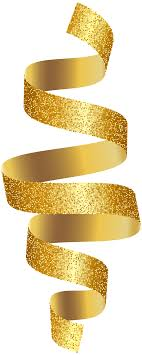 gold ribbons gold ribbon png transparent clip image gallery yopriceville