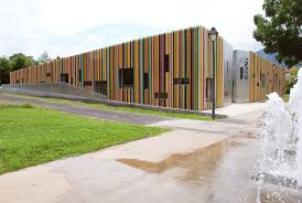 community arts center and youth club mas architecture archdaily