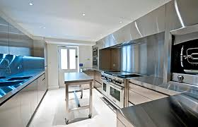 stainless steel kitchen cabinet doors uk stainless steel kitchen base and wall cabinets