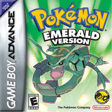 emerald pokémon emerald version bulbapedia the community driven pokémon