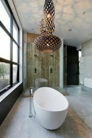 65 Bathroom Vanity by Chandelier Lighting Over Vanity In Bathroom Interiordesignew Com