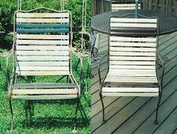 D  J Patio Furniture RepairCustomer Photos - Patio furniture repair