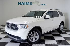 2011 dodge durango transmission problems 2011 used dodge durango 2wd 4dr crew at haims motors serving fort