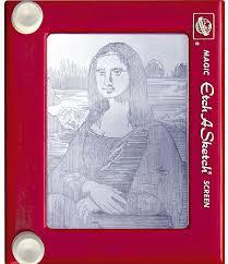 32 best etch a sketch art images on pinterest etch a sketch