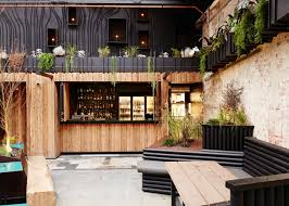 Design A Bar by Howler Bar And Beer Garden By Splinter Society Architecture