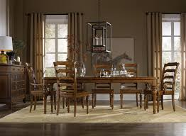 hooker dining room table hooker furniture tynecastle formal dining room group belfort