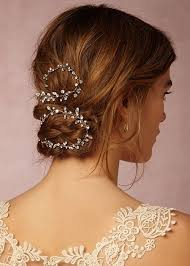 wedding hairpiece trends alternatives to flower crowns brides