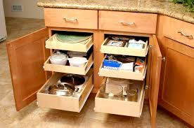 drawers or cabinets in kitchen good looking roll out kitchen drawers 48 pull drawer veggievangogh