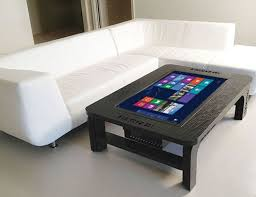 gadget de bureau windows 8 the coffee table touchscreen computer hopefully instead