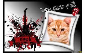 imagenes feliz cumpleaños rockero scrapee net marco de foto viva o rock roll