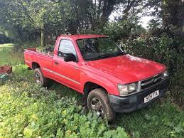 toyota hilux 4x4 pickup single cab 2 4 cc single cab 1 owner
