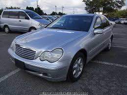 used c class mercedes for sale used 2002 mercedes c class c200 kompressor gh 203045 for sale