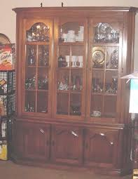ethan allen china cabinet don guthery and associates auctioneers