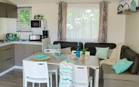 chambre d h e ile d ol駻on mobil home tout confort spécial tribu 4 chambres photo de
