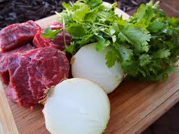 seco de carne cilantro beef stew get ready for second servings