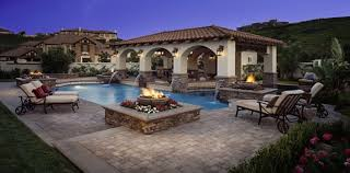 Luxury Backyard Swimming Pools Swimming Pool Designs By Belgard - Backyard pool design