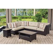 Agio Patio Set Member U0027s Mark Agio Collection Heritage Sectional Seating Set